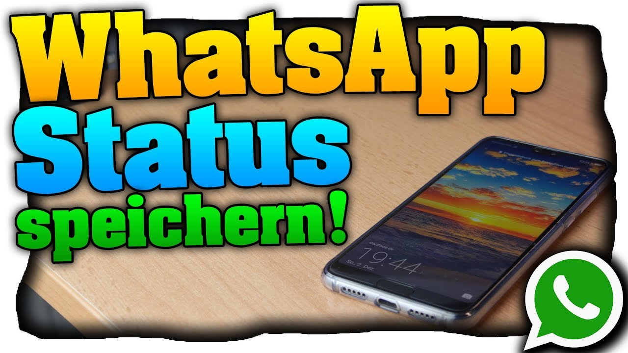 Whatsapp Status Video Speichern