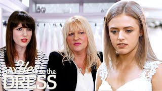 Nineteen Year Old Bride Wants To Look Old Enough To Marry | Say Yes To The Dress UK
