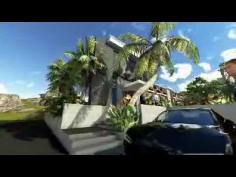 Design beach hotel Boutique north Sulawesi