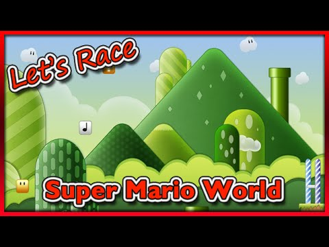 Let's Race: Super Mario World, Group 1