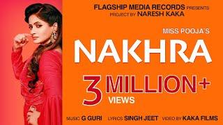 Nakhra (Full ) : Miss Pooja | New Punjabi Songs 2019 | Latest Punjabi Songs 2019 | Jhanjran