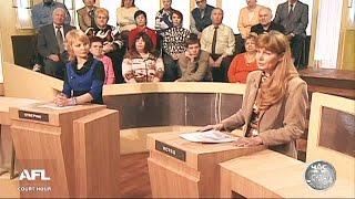 Дела Семейные. Бракоразводные процессы. Развод с приданым / Divorce Case. Divorce Dowry