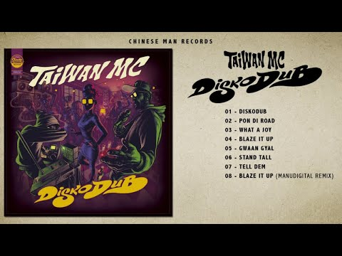 Taiwan MC - Diskodub (Full EP)