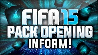 FIFA 15 IOS/ANDROID  PACK OPENING/ОТКРЫТИЕ ПАКОВ