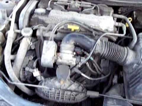 2004 Dodge Stratus Parts Car Drive Train Demo  YouTube