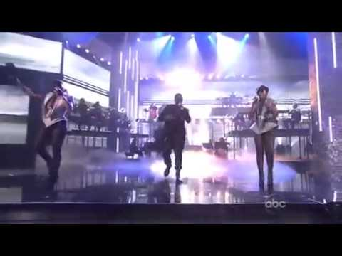 AMA 2010  Performances: Diddy Dirty Money - Coming Home