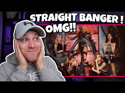 FIRST TIME REACTING TO Lady Gaga, BLACKPINK – Sour Candy STRAIGHT BANGER!