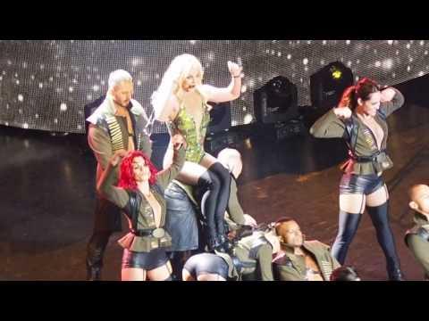 Womanizer - Britney Spears Live in Manila