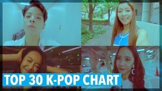 K-ville's [top 30] k-pop songs chart - july 2016 (week 5)