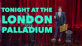 Video Pete Firman - Tonight at the London Palladium download MP3, 3GP, MP4, WEBM, AVI, FLV September 2018
