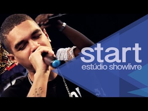 """Moleton"" - Start no Estúdio Showlivre 2014"