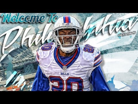 Welcome To Philly || Corey Graham Highlights ᴴᴰ
