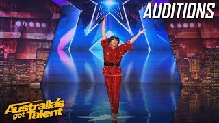 Liza Minnelli Makes a COMEBACK | Auditions | Australia's Got Talent