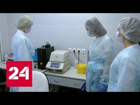 Медсестра привезла коронавирус в Ульяновскую область - Россия 24