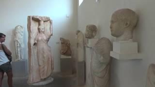 видео Археологический музей Родоса