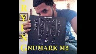 Trying & Cutting Numark M2 - InVnerable