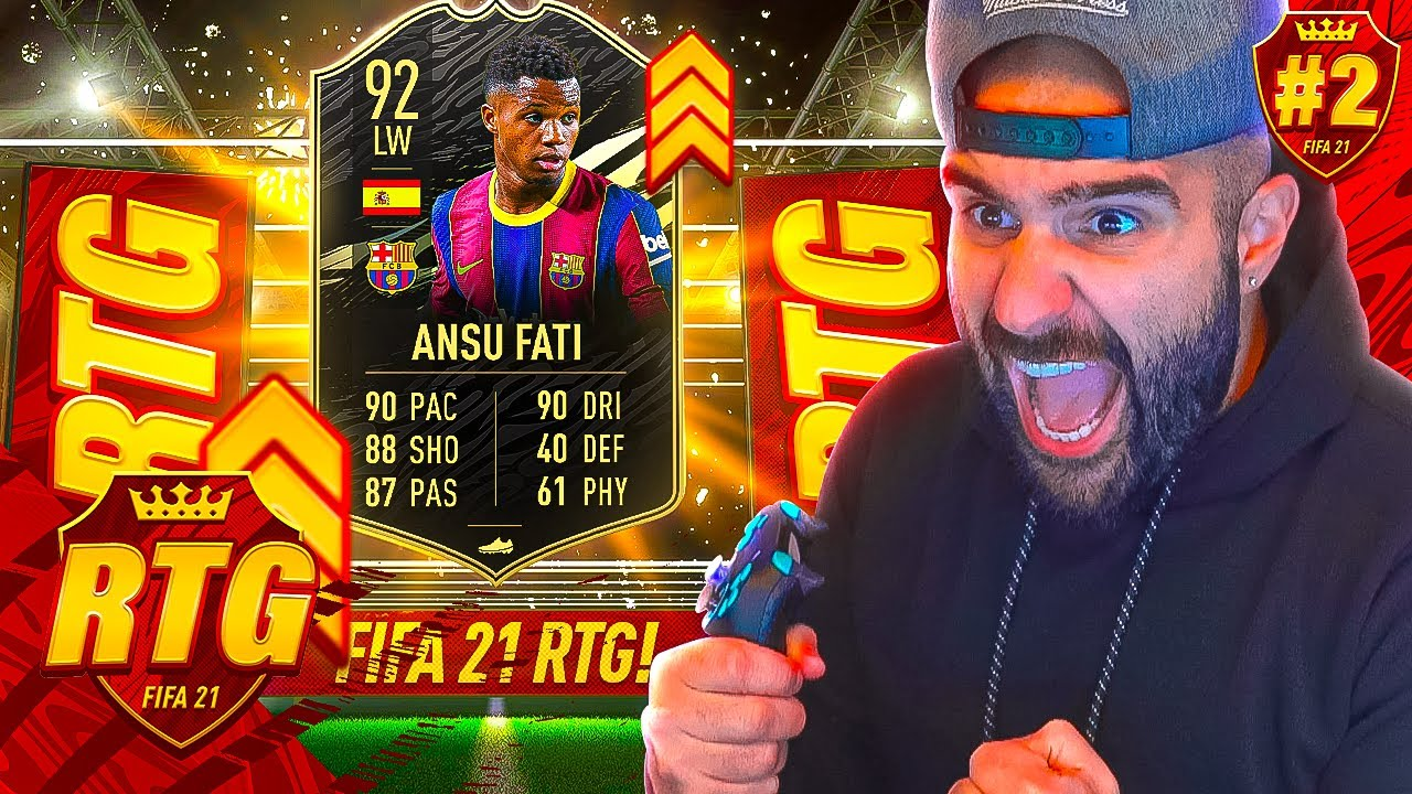 WE GOT THE NEW GOAT! *CHEAP MESSI* FIFA 21 ROAD TO GLORY #02