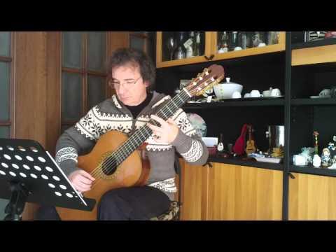 Bella Ciao (Classical Guitar Arrangement by Giuseppe Torrisi)