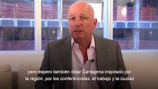 Conferencistas #CartagenaInspira 2017 | Chris Thomas es CEO de BBDO...