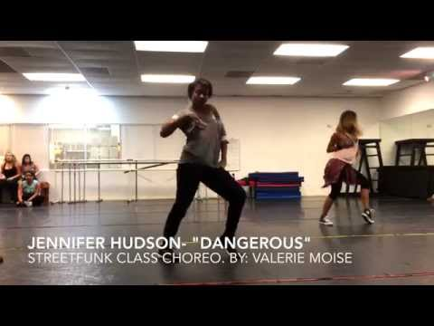 """Dangerous"" Jennifer Hudson"