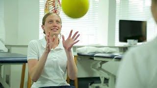 BSc (Hons) Physiotherapy