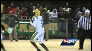 Bassfield finds groove, advances after tilt with Taylorsville