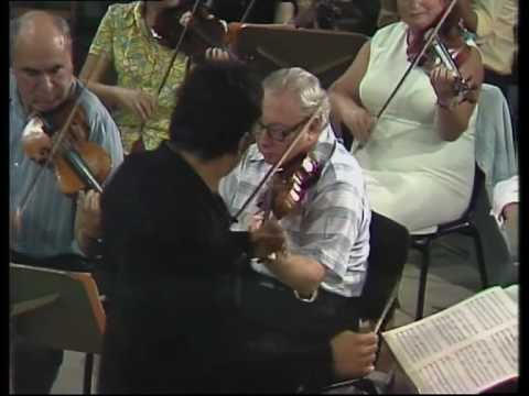 Remembering Isaac Stern: Commemorating His 90th Birthday