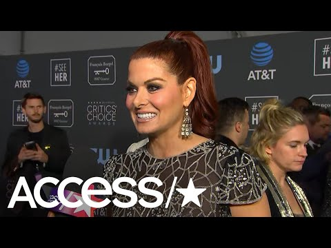 Lady Gaga Crashes Debra Messing's Critics' Choice Awards Interview! | Access Mp3