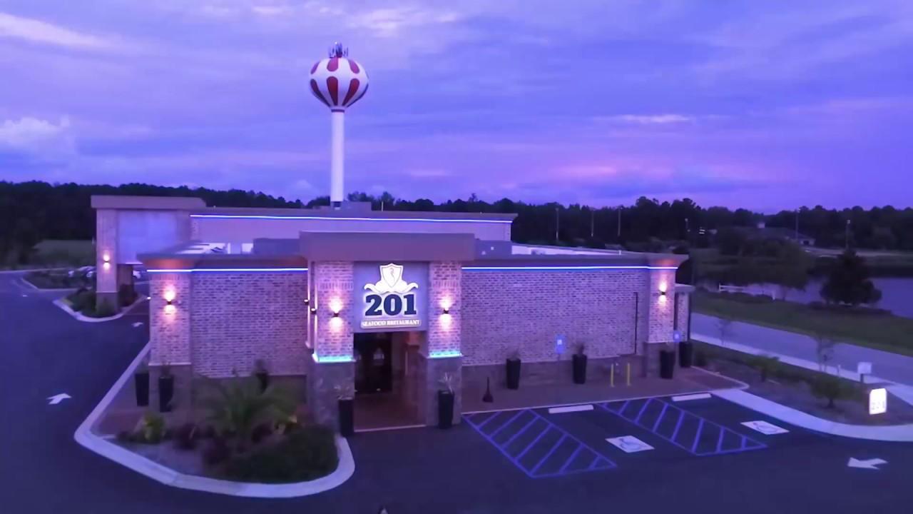 201 Seafood Restaurant Savannah