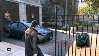 Watch Dogs PC Game Play: First Mission - HotHardware