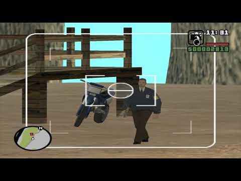 GTA San Andreas-Трyдни мисии #17