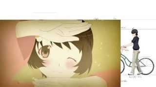 Nisemonogatari Opening 3 - Platinum Disco by Yuka Iguchi HD