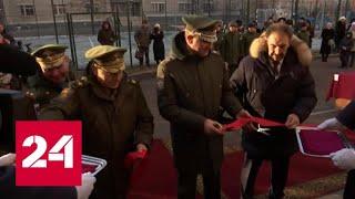 Казанские танкисты отметили новоселье - Россия 24