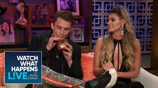 Raquel Leviss Says Hope Has A Crush On James Kennedy | WWHL