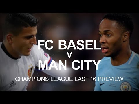 Basel v Manchester City - Champions League Match Preview