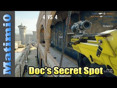 Doc's Secret Spot - Rainbow Six Siege
