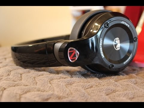 NCredible N-Pulse Over-Ear Headphones by Monster Unboxing+Review