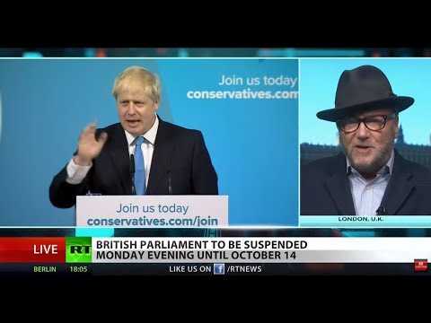 brexit-turmoil-puts-uk-in-'uncharted-waters'-–-galloway
