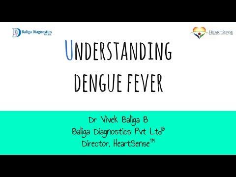 Dengue Fever Explained - Baliga Diagnostics