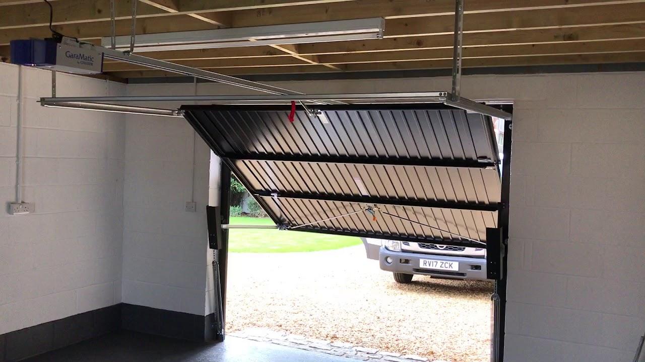 Garador Carlton Retractable. NDC Garage Doors
