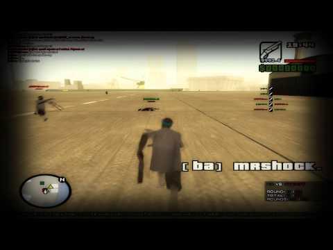 SHERIFF vs bA. GTA SAMP Clan War