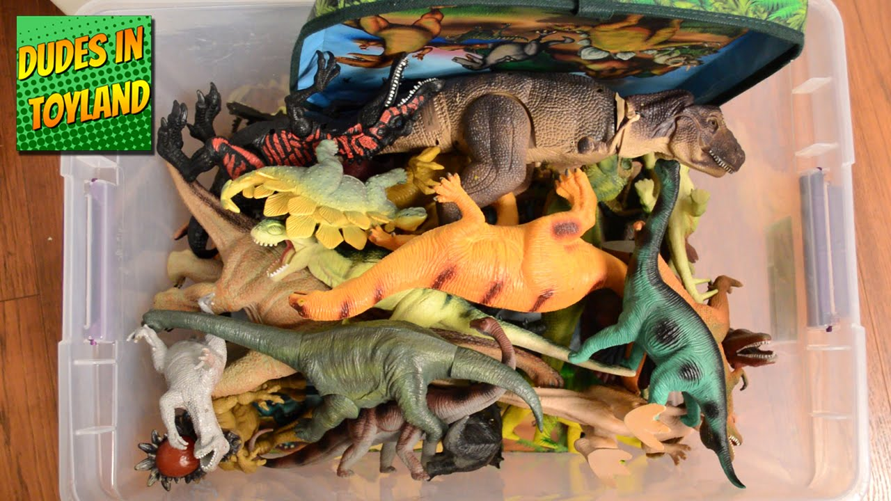 Dinosaur Toy Collection Jurassic World Dinosaurs Eggs Safari Ltd