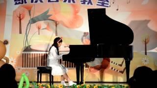 黃苡容-Techno Remix:I love chopin-凱淇音樂教室板橋鋼琴教學成果發表會