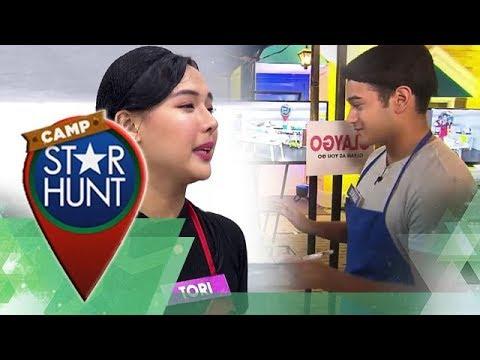 Camp Star Hunt: Tori at Hanie, sinubukan manguha ng customers sa labas ng camp