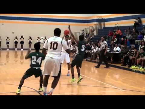 East English Village vs. Detroit Cass Tech - 2016 Boys Basketball Highlights on STATE CHAMPS!