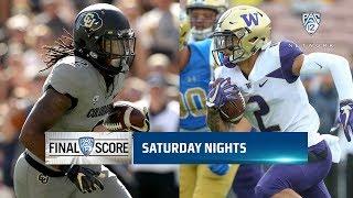 Colorado-Washington football game preview