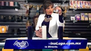 Repeat youtube video LUDIVINA LUGO / RECETA PARA ALEJAR MALOS VECINOS