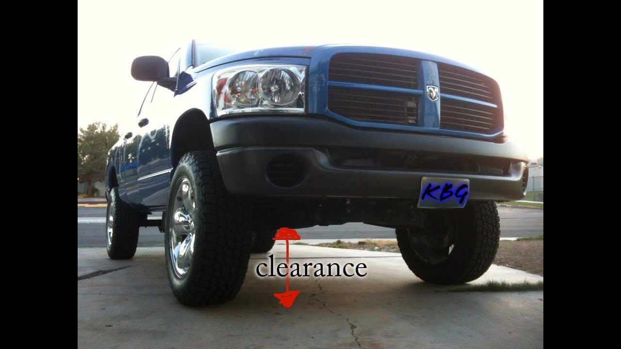 Lifted Ram 1500 >> Lifted 2wd dodge ram engine and rear cam - YouTube