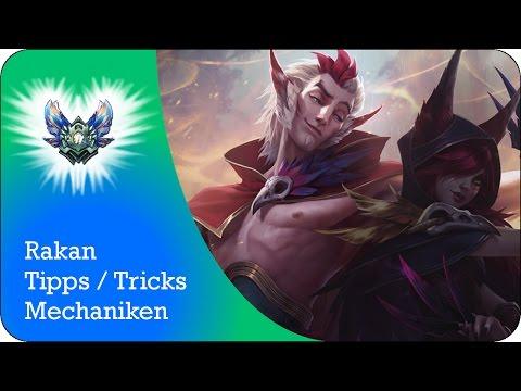 Rakan Practicemode Tipps & Tricks Mechanik Guide Tutorial German