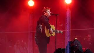 Lewis Capaldi @ Belladrum 2019 - Hold Me While You Wait